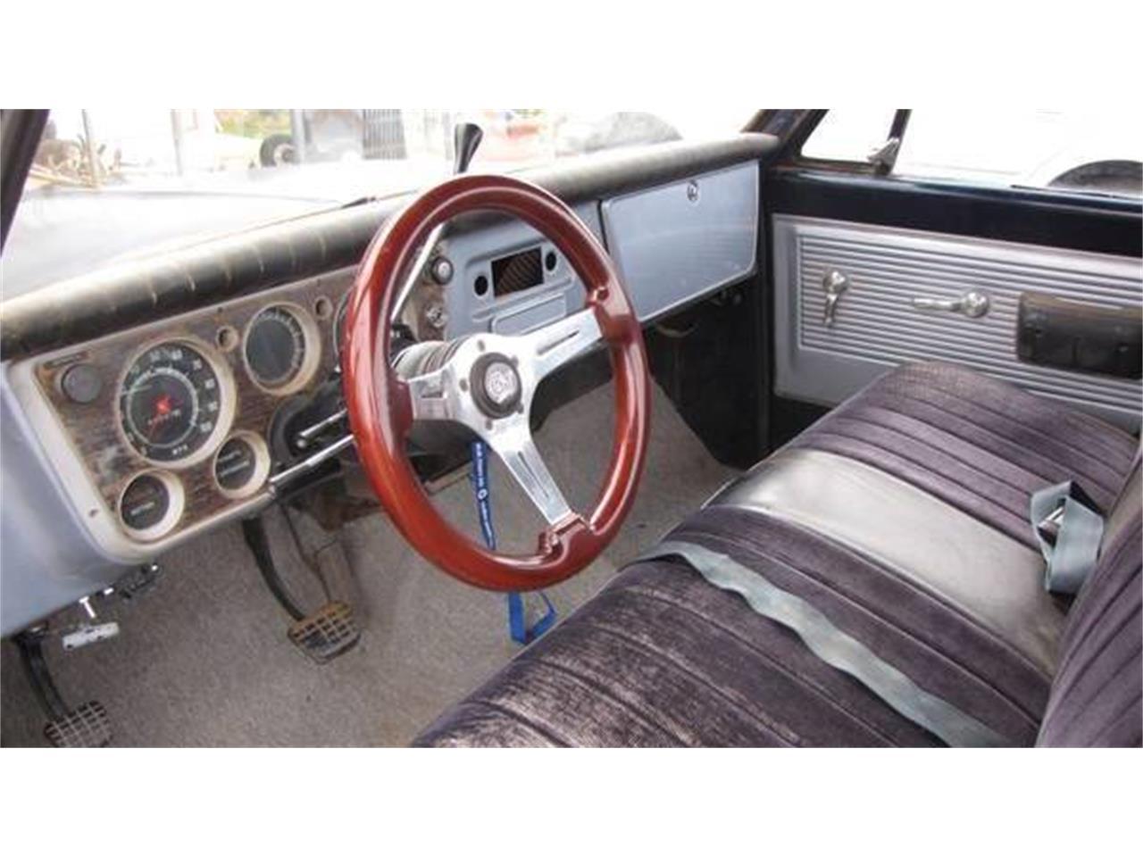 Large Picture of '71 Van - PUQO