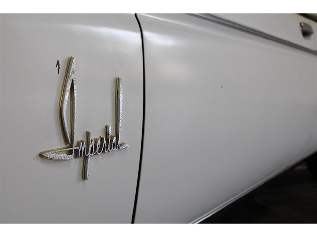 Large Picture of '62 Imperial - PUQQ