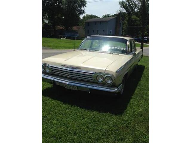 Picture of Classic '62 Chevrolet Bel Air located in Long Island New York Offered by  - PUQX