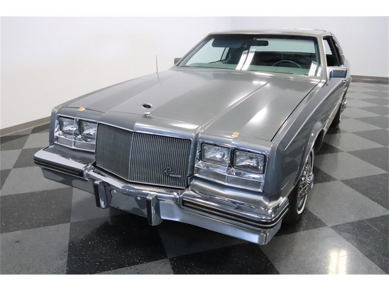 Large Picture of '85 Riviera - PUR1