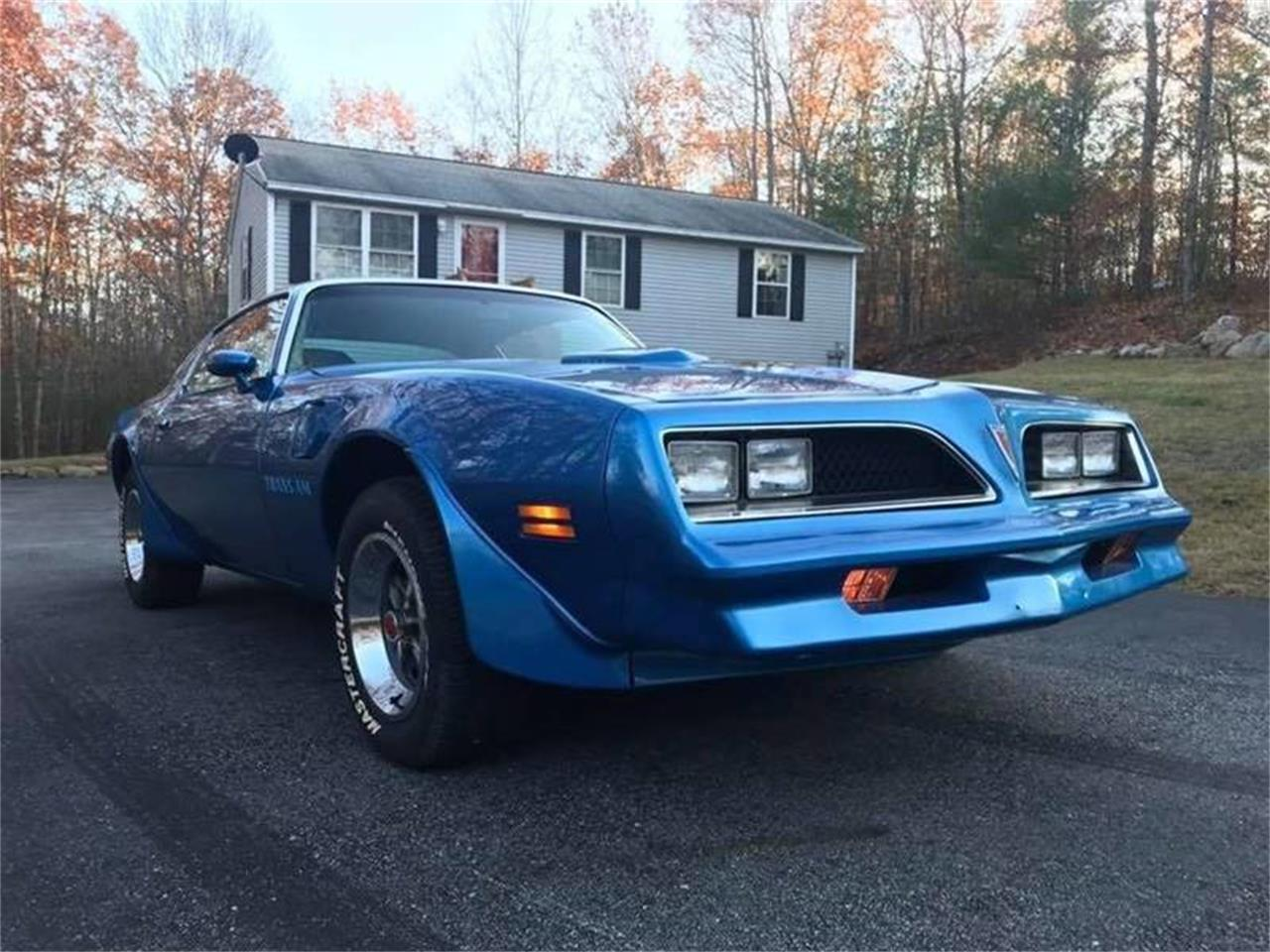 Large Picture of 1978 Pontiac Firebird Trans Am located in Long Island New York - PURH