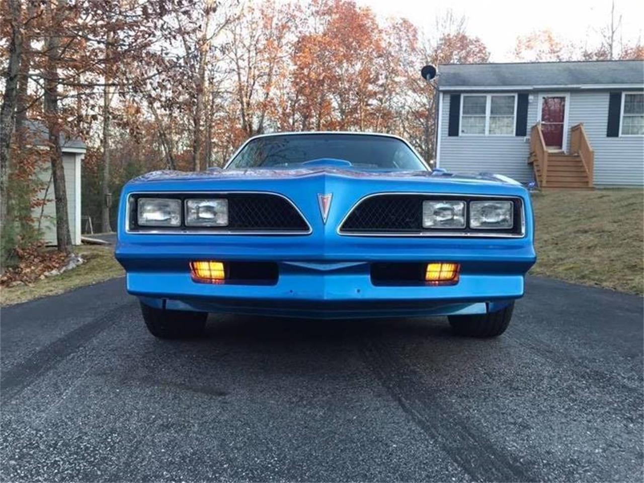 Large Picture of '78 Firebird Trans Am - PURH