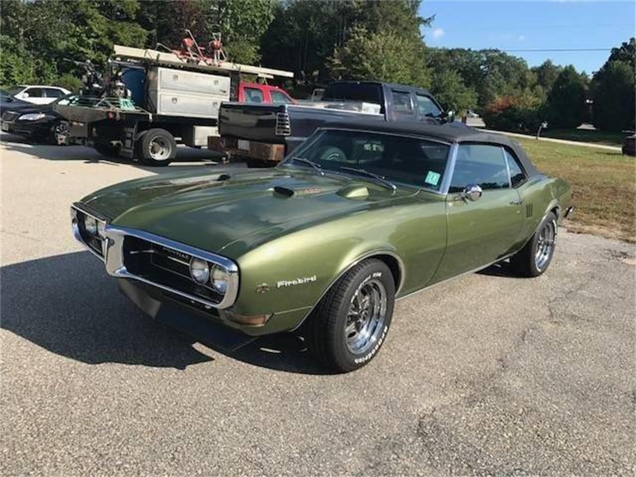 Large Picture of '68 Firebird - PURL