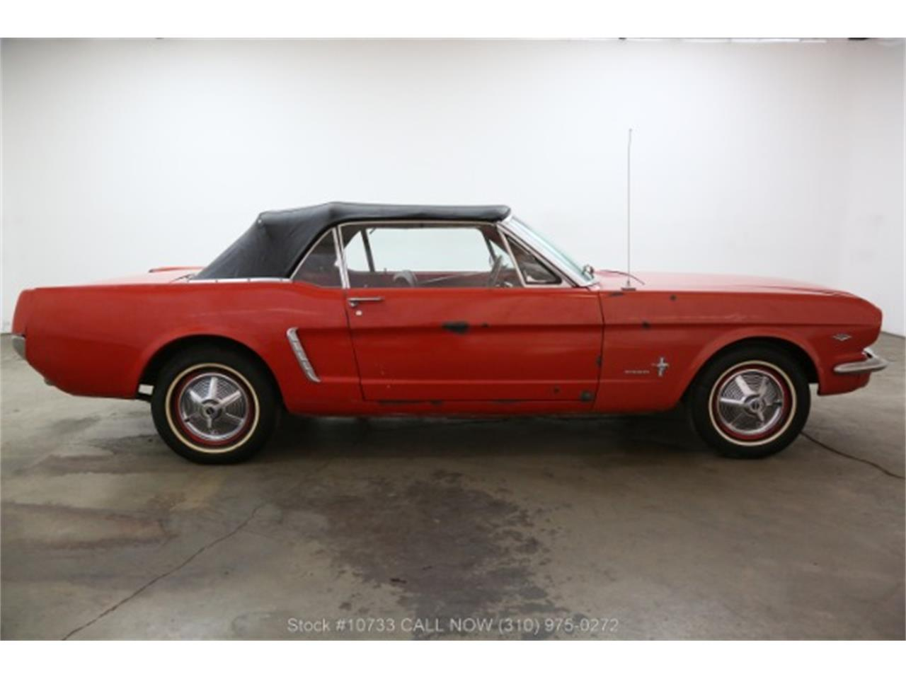 Large Picture of '65 Mustang - PURZ
