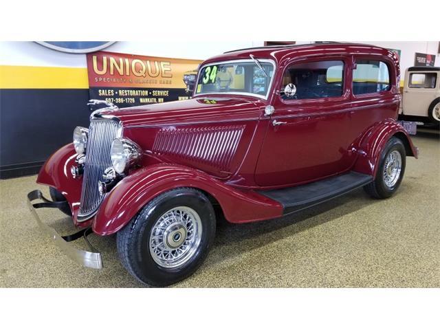 Picture of '34 2-Dr Sedan - PUSL
