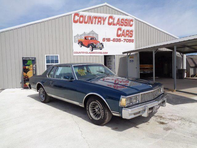 Picture of '79 Caprice - PUSS