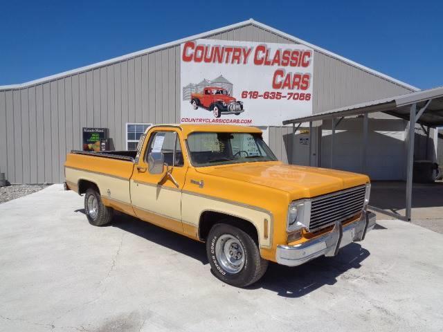 1977 Chevrolet C/K 10