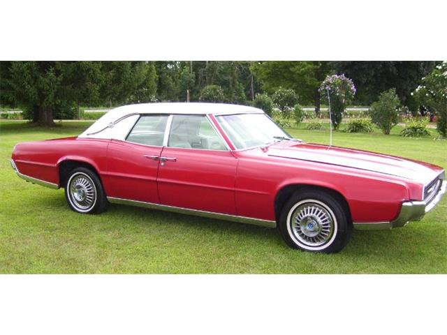 1967 To 1969 Ford Thunderbird For Sale On Classiccars Com On
