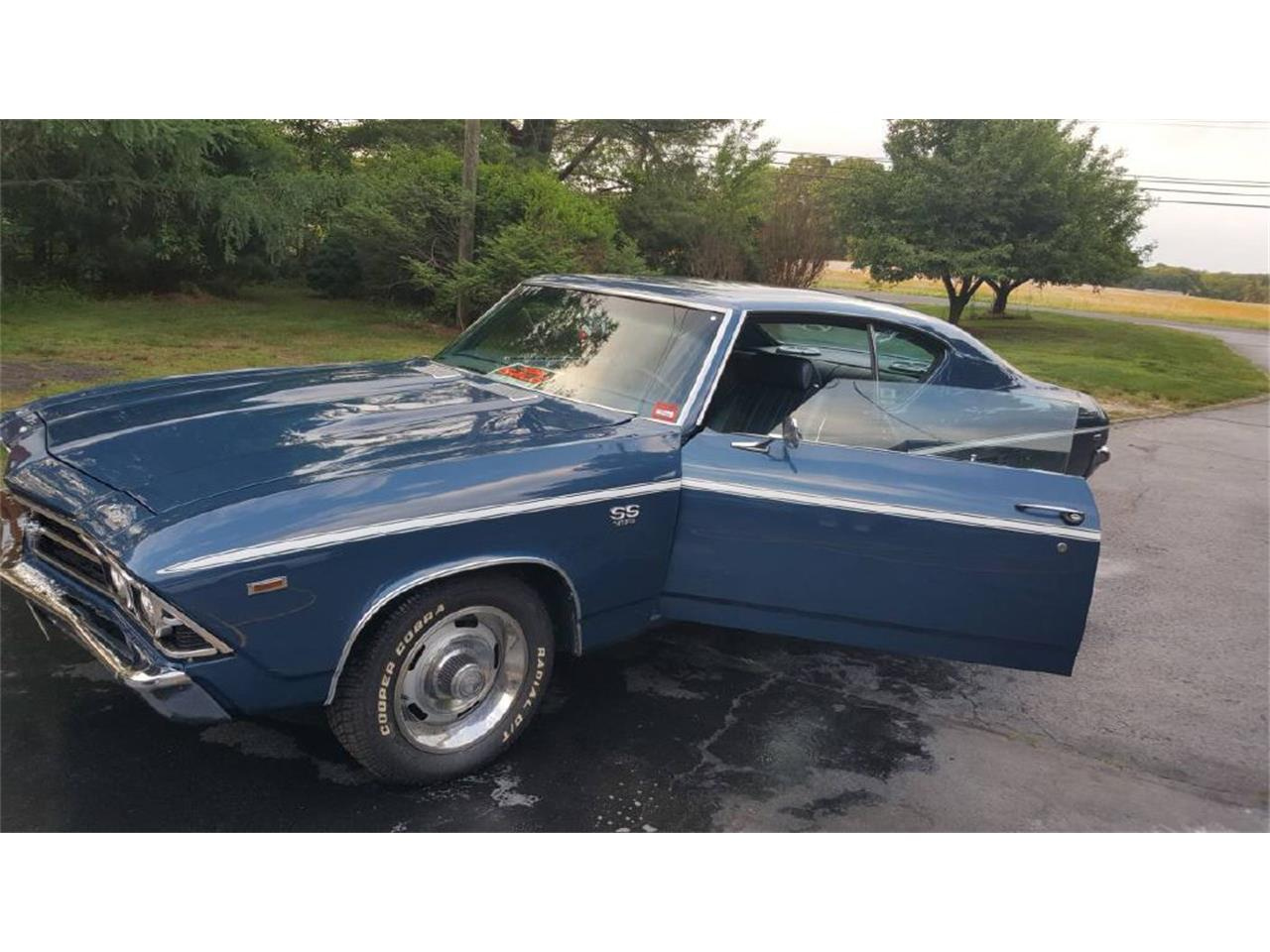Large Picture of '69 Chevelle - PUT5