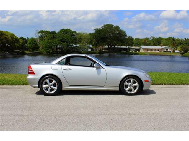 Picture of '01 SLK-Class - PUT9