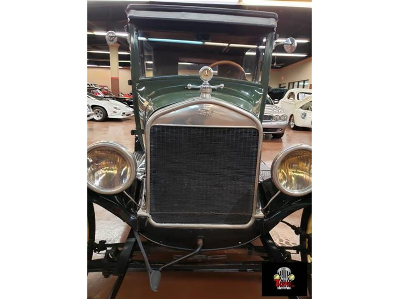 Large Picture of '27 Model T - PUTH