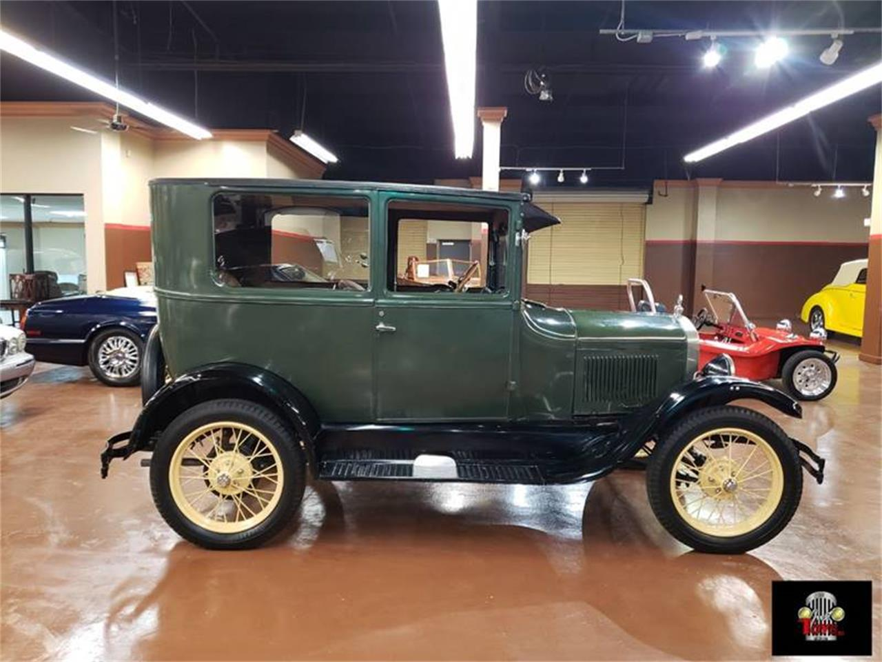 Large Picture of '27 Model T Offered by Just Toys Classic Cars - PUTH