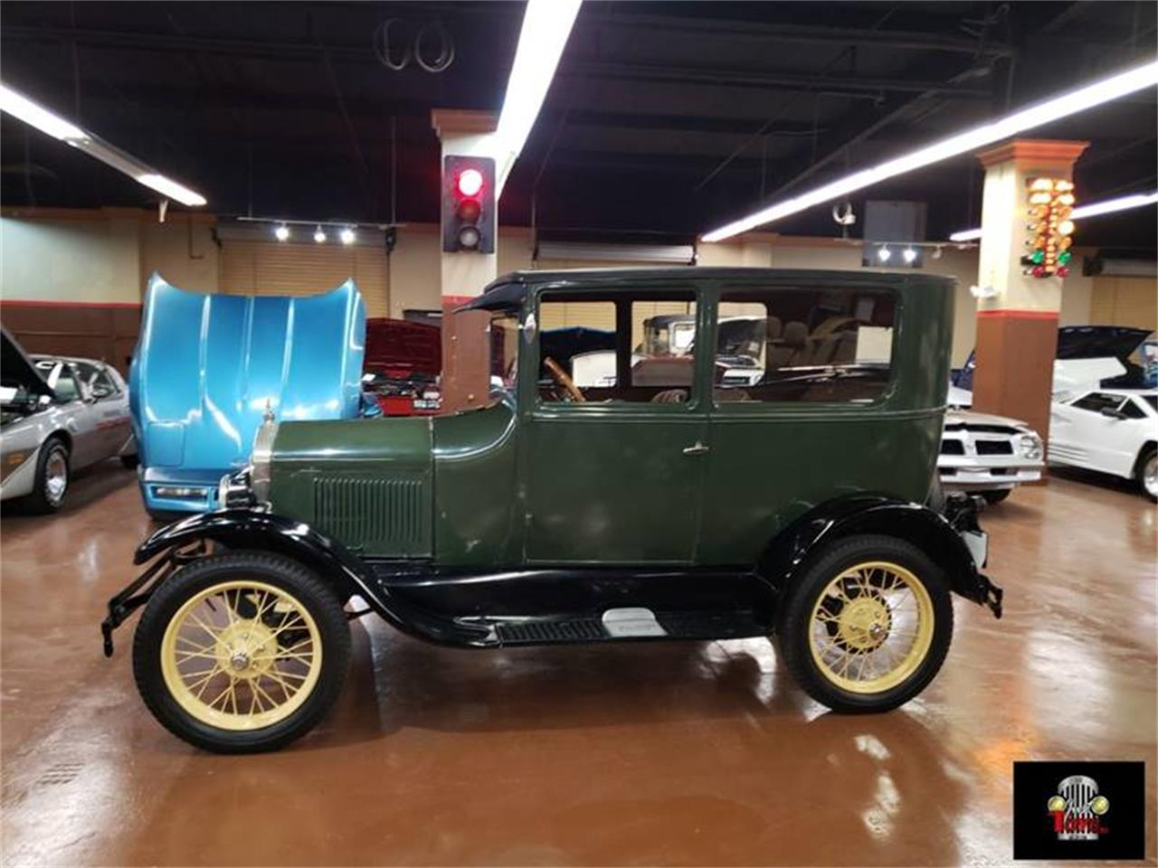 Large Picture of 1927 Ford Model T - PUTH