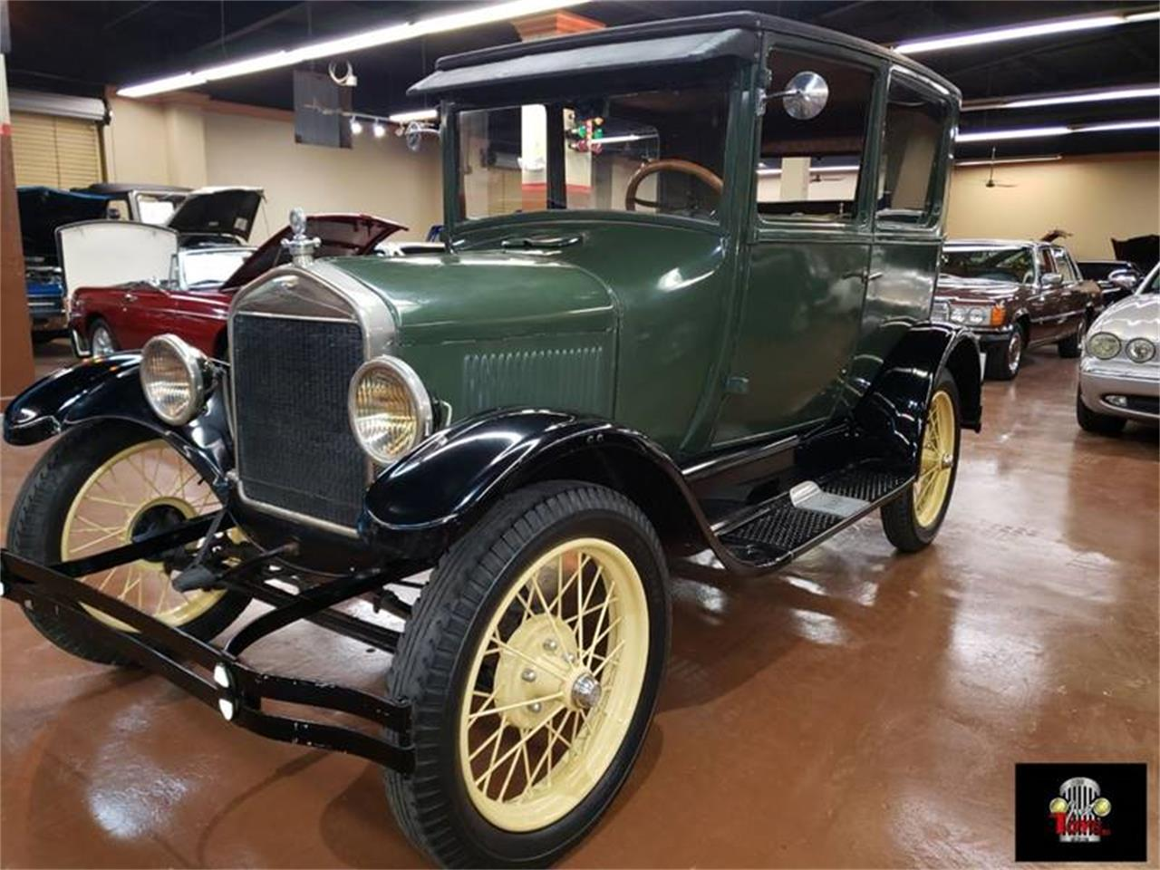 Large Picture of '27 Ford Model T located in Orlando Florida - $17,995.00 Offered by Just Toys Classic Cars - PUTH