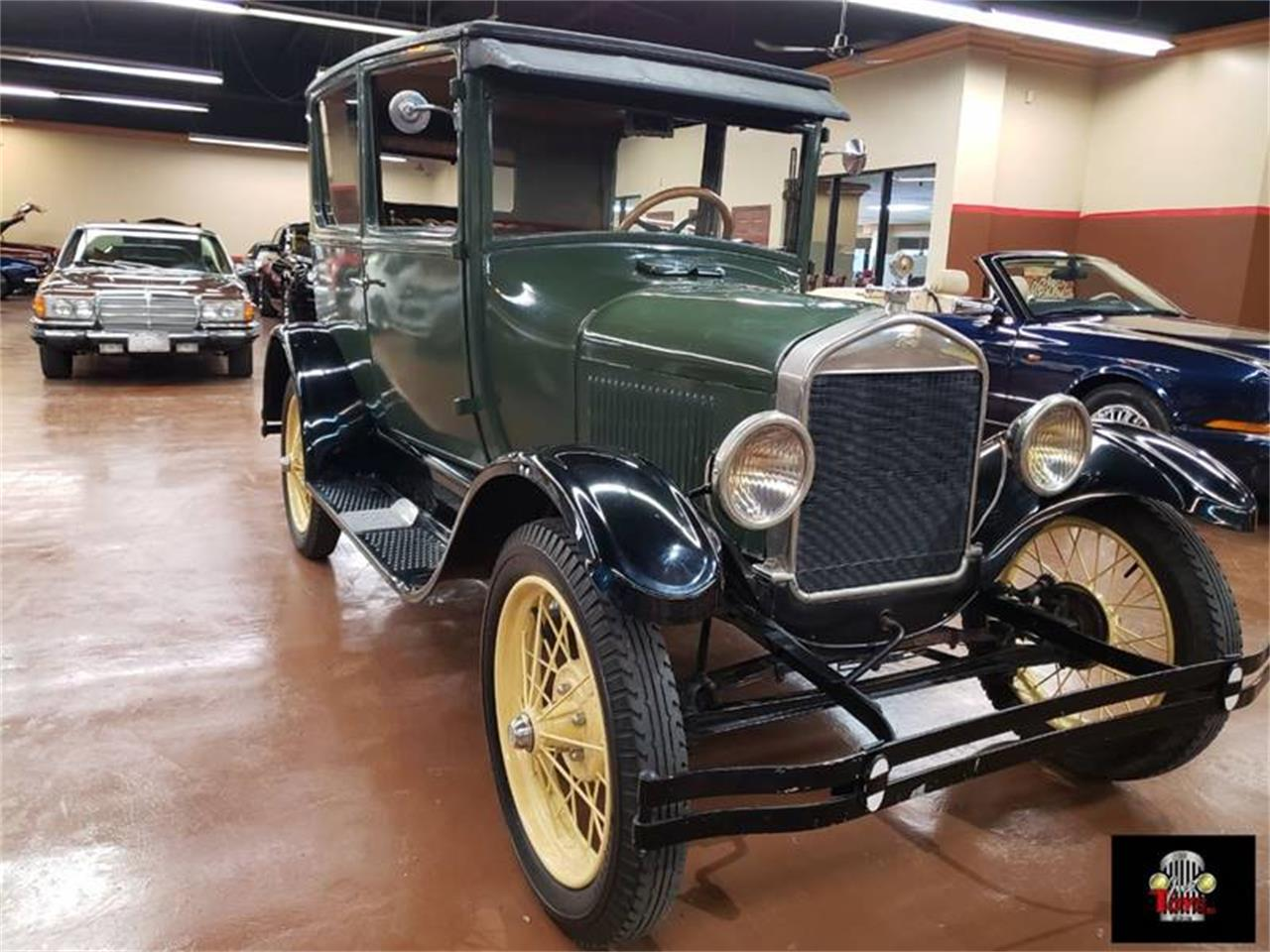 Large Picture of Classic '27 Model T - $17,995.00 - PUTH