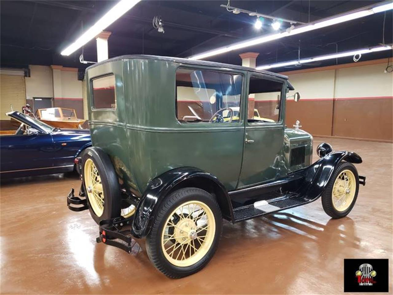 Large Picture of Classic 1927 Model T located in Florida - $17,995.00 - PUTH