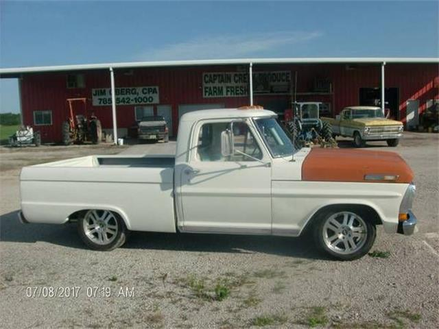 Picture of '71 F100 - PQF4