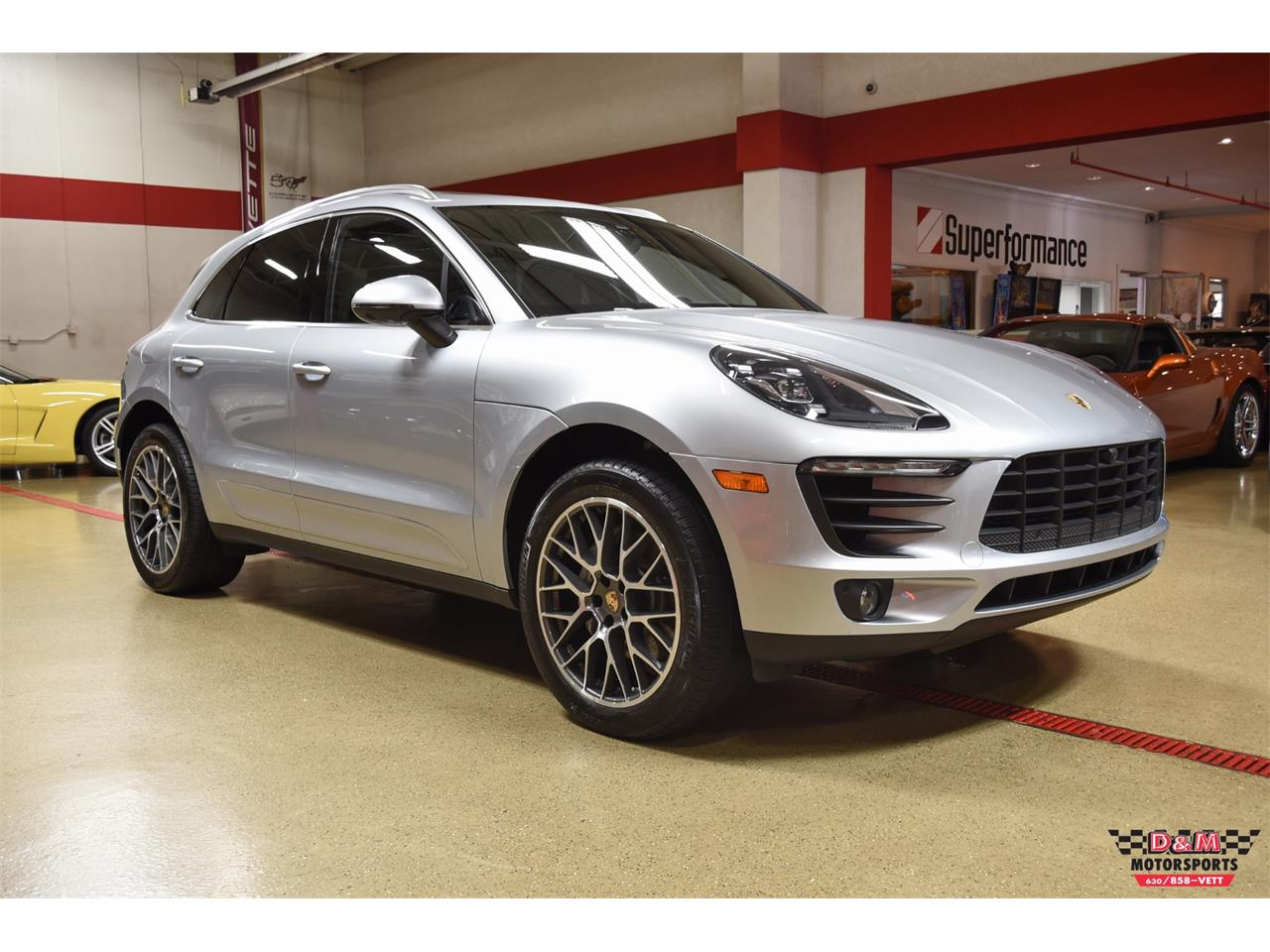 Large Picture of '17 Macan - PUVD