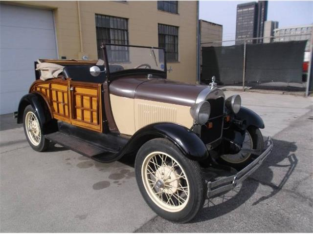 Picture of '28 Model A - PUVH
