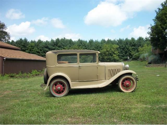 Picture of '31 Model A located in Cadillac Michigan - $10,495.00 Offered by  - PUVM
