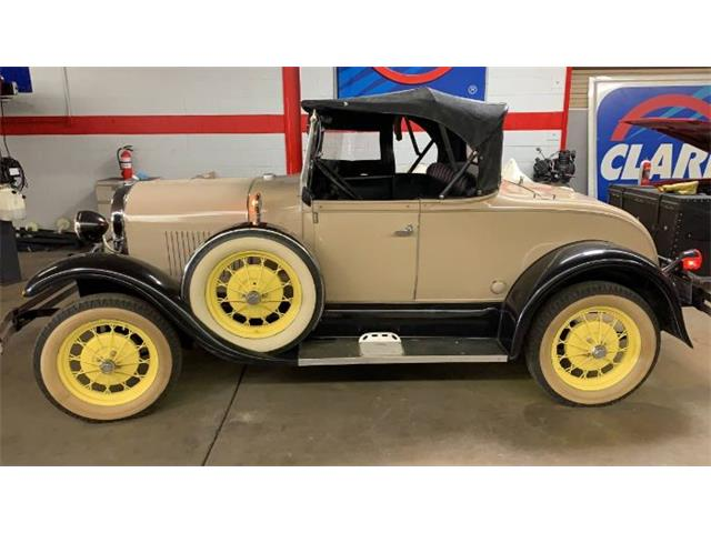 Picture of '80 Model A - PUW6