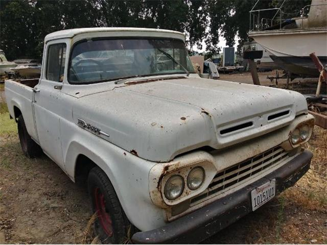 Picture of '60 F100 - PUWA