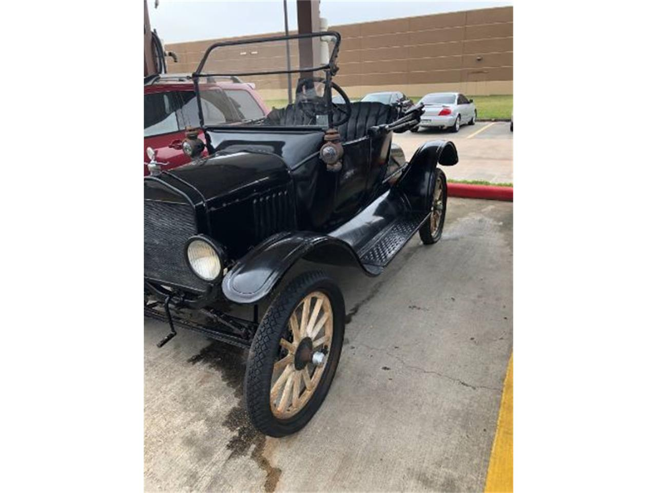Large Picture of '21 Model T - PUWC
