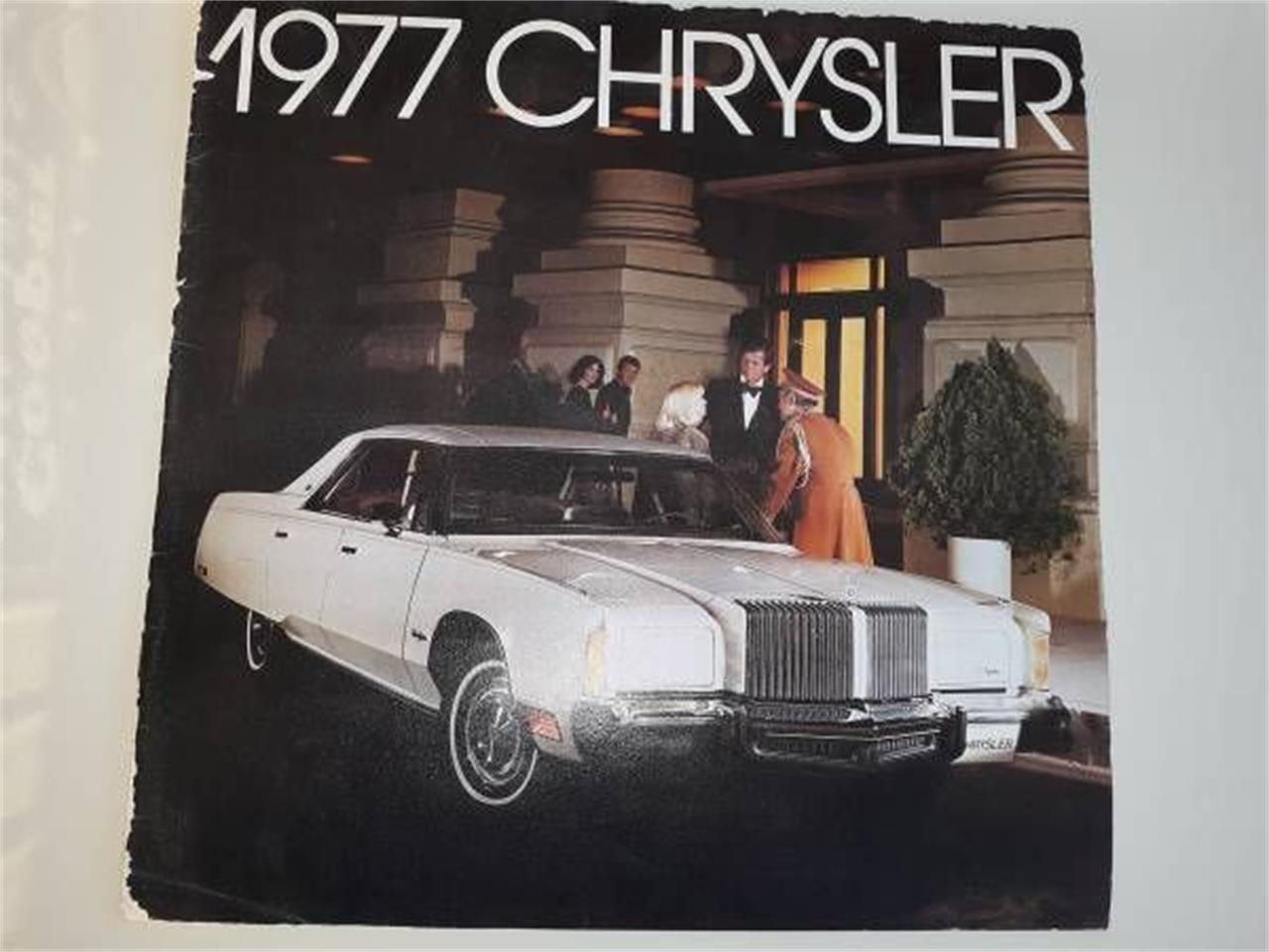 Large Picture of '77 New Yorker - PUWH