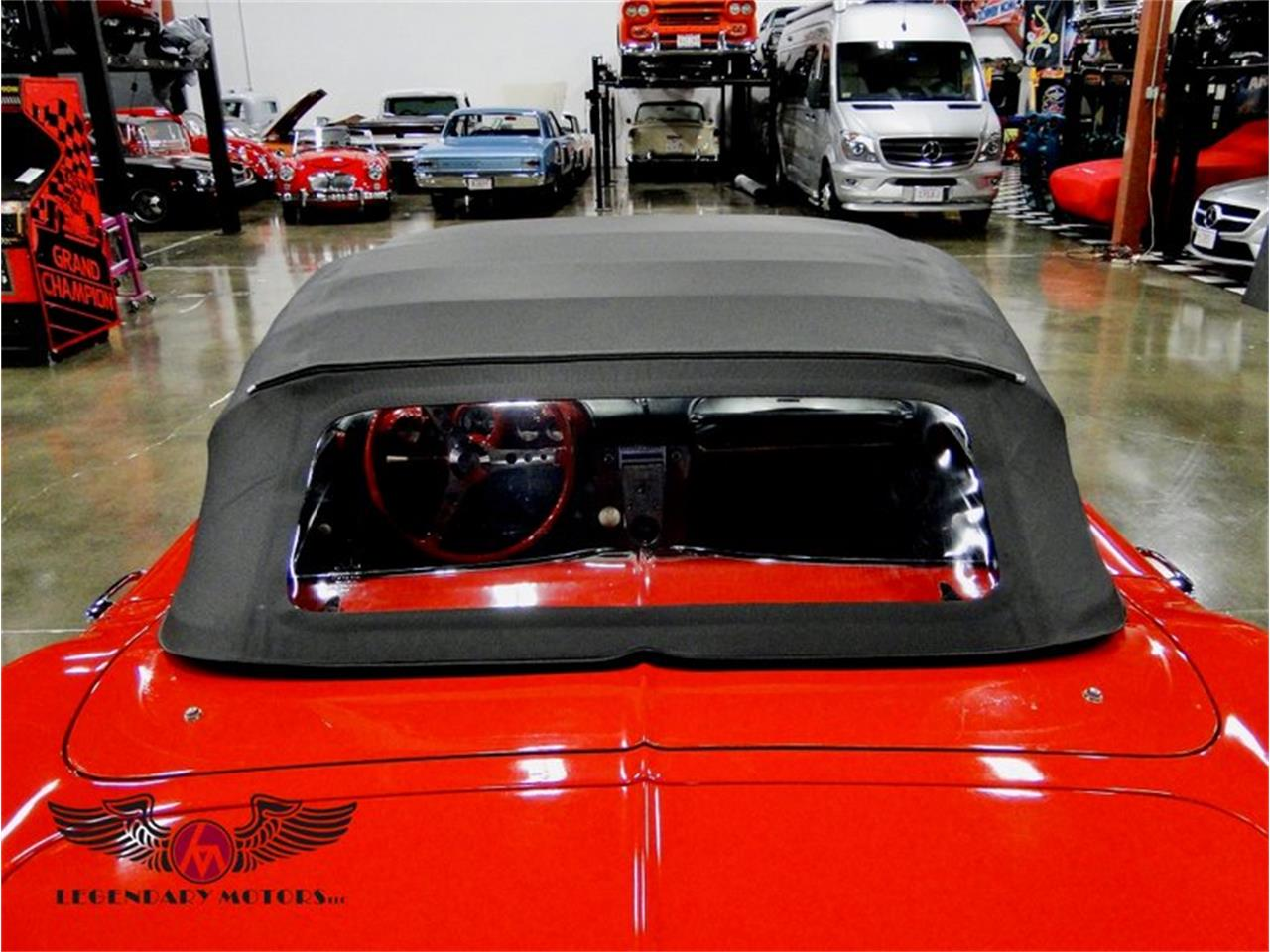 Large Picture of '61 Corvette - PUWS