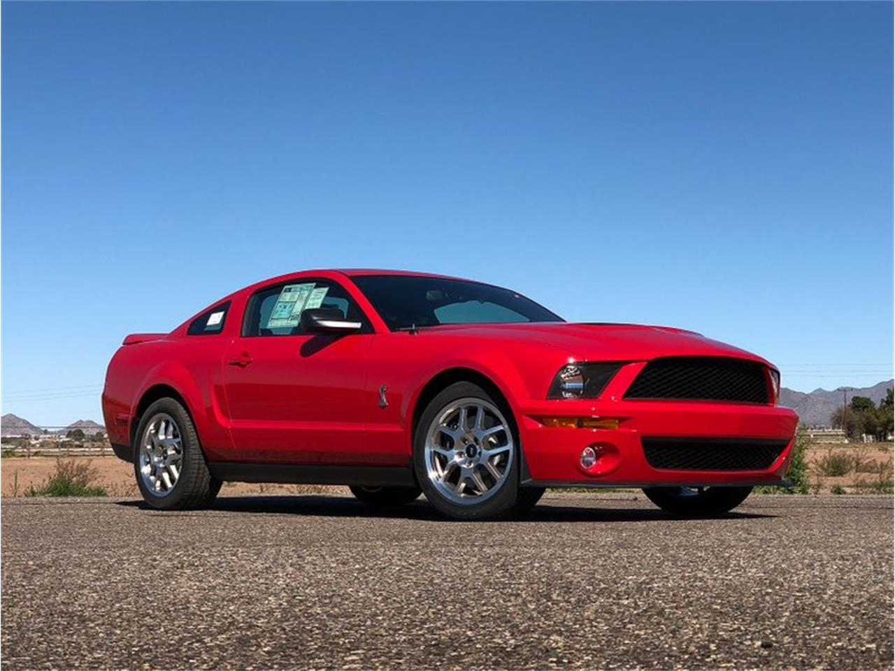 Large Picture of '07 GT500 - PUX4
