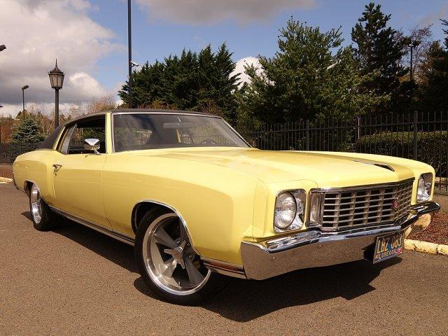 Picture of '72 Monte Carlo - PUXT