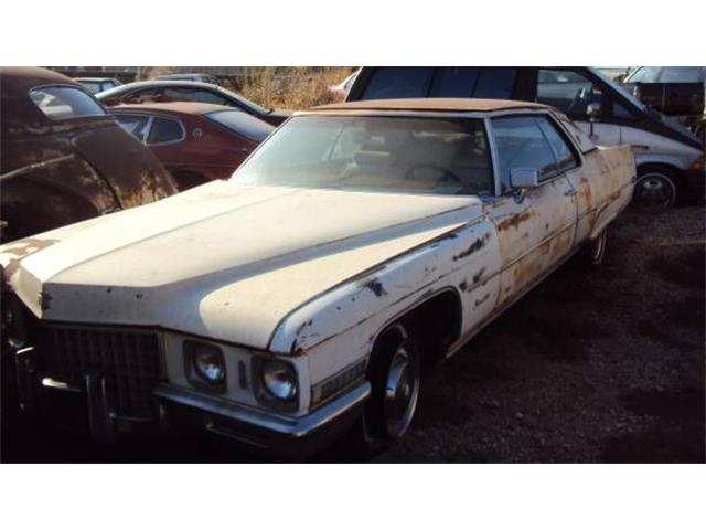 Picture of Classic '71 Cadillac Coupe DeVille located in Michigan - $4,195.00 Offered by  - PPZ5