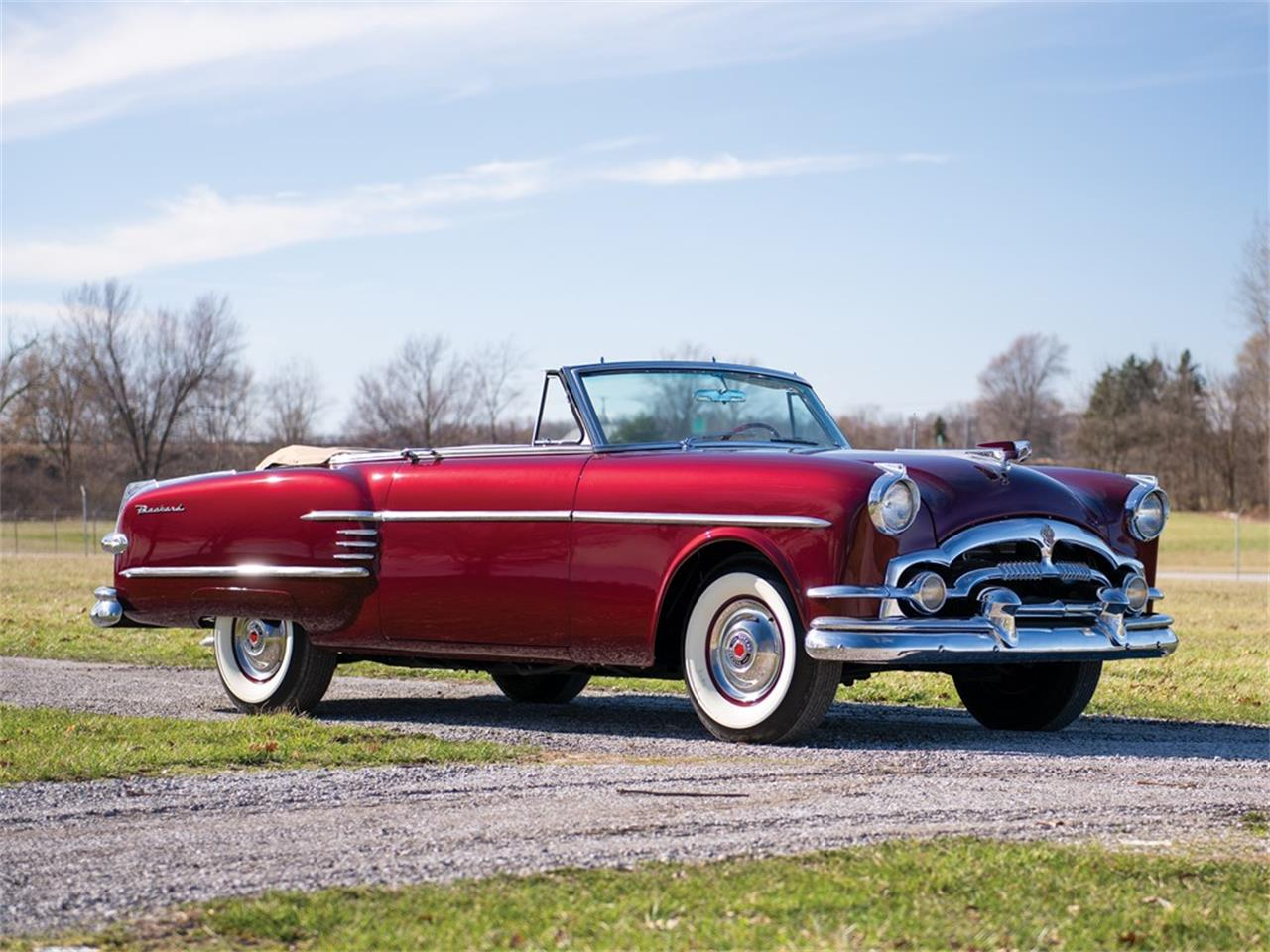 Large Picture of '54 Convertible - PUXW