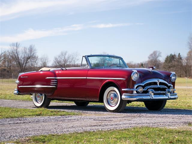 Picture of '54 Packard Convertible Auction Vehicle - PUXW