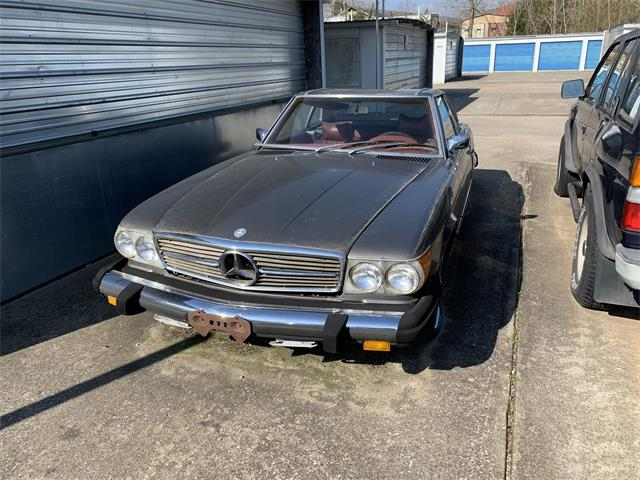 Picture of '74 450SL - PUY9