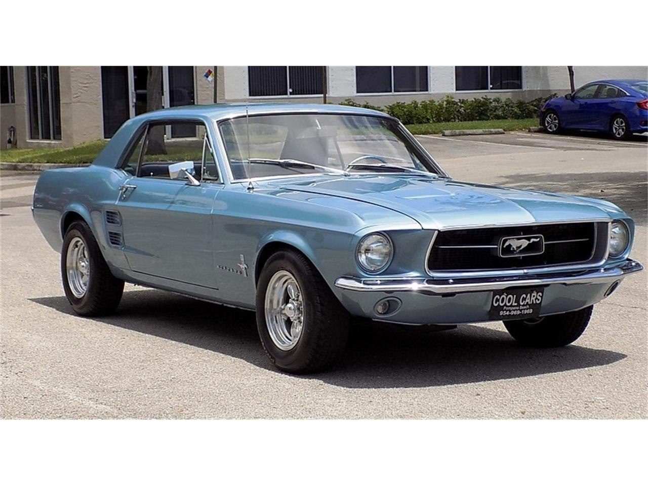 1967 Cc Ford Mustang