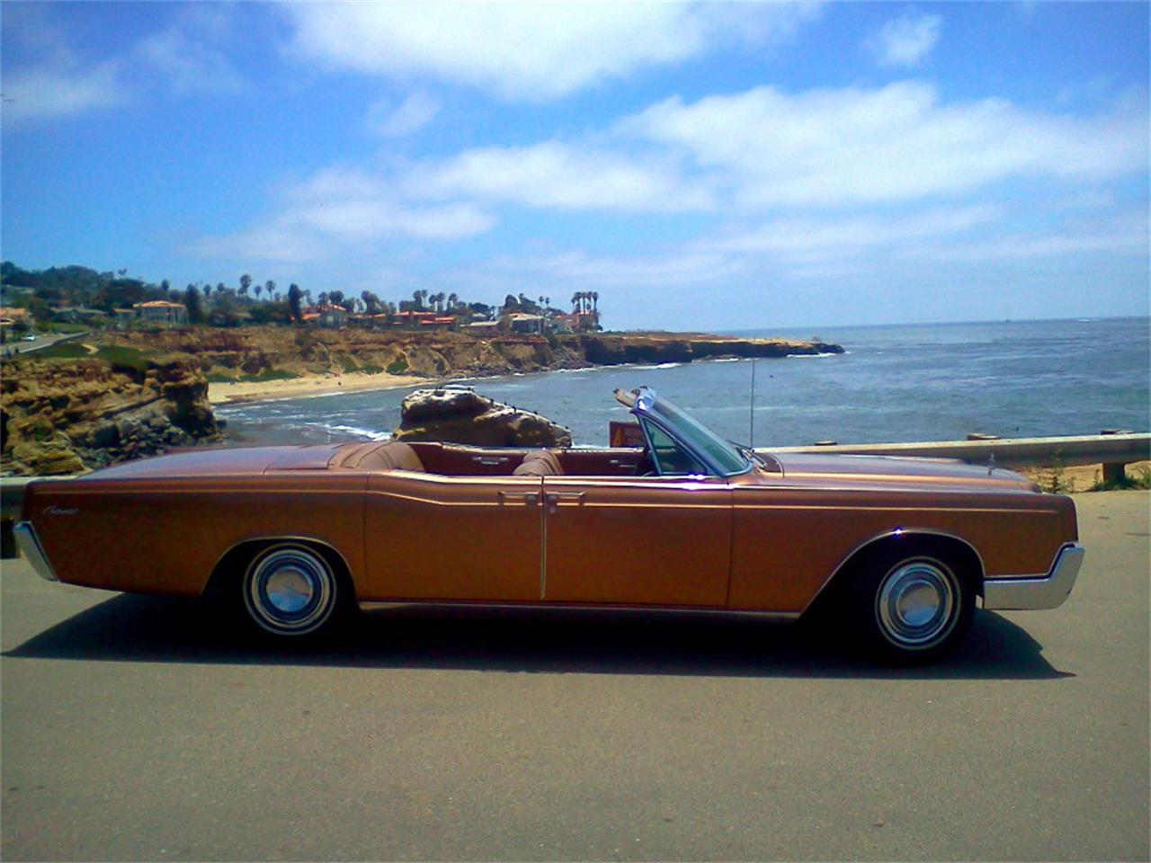 Large Picture of Classic 1967 Lincoln Continental located in SAN DIEGO CA - California - $45,000.00 - PUYH
