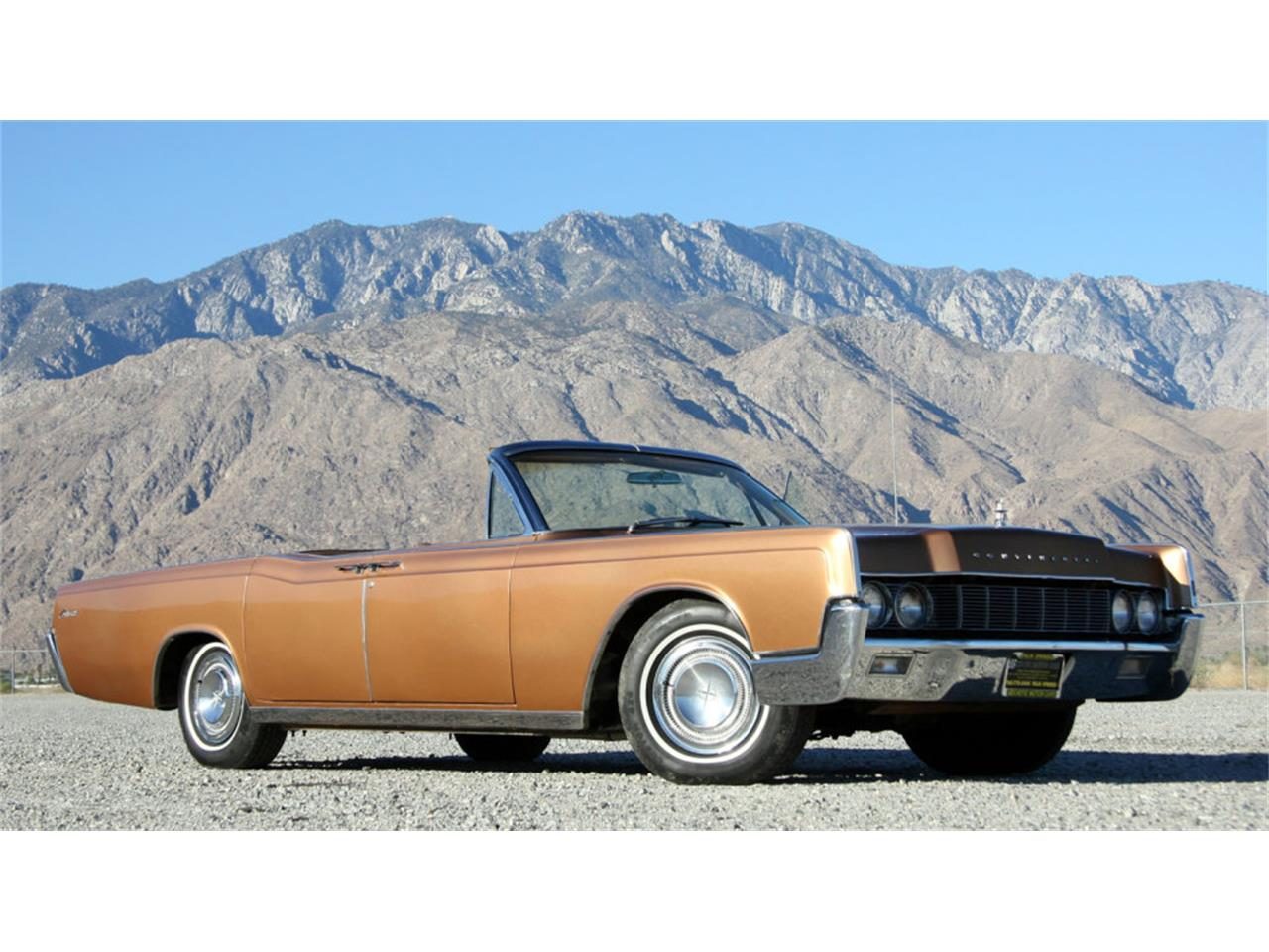 Large Picture of 1967 Continental Offered by Precious Metals - PUYH