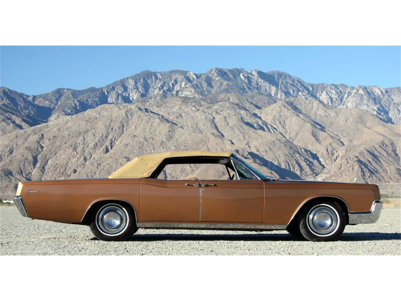 Large Picture of '67 Lincoln Continental located in SAN DIEGO CA - California Offered by Precious Metals - PUYH