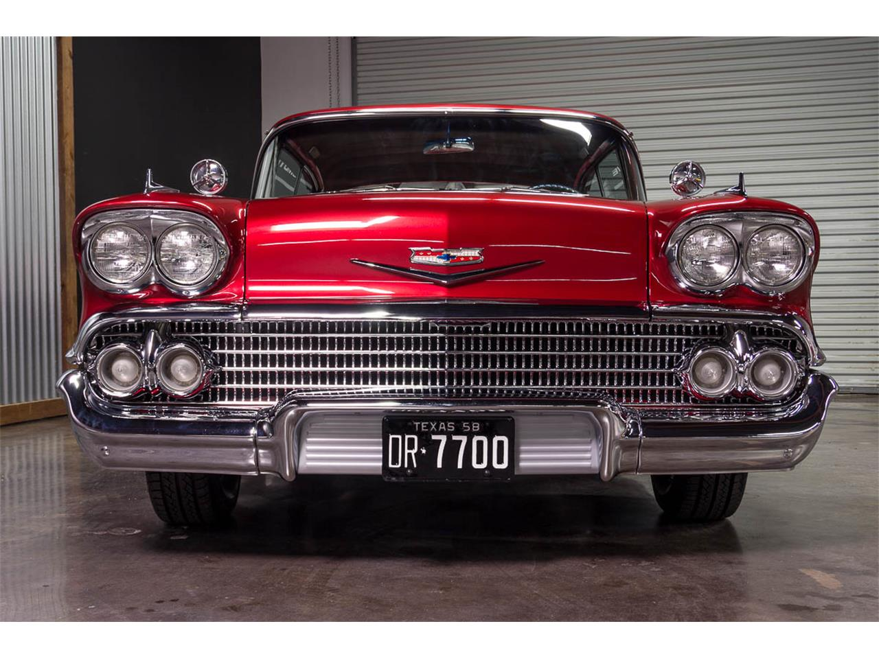 Large Picture of '58 Impala - PUYI