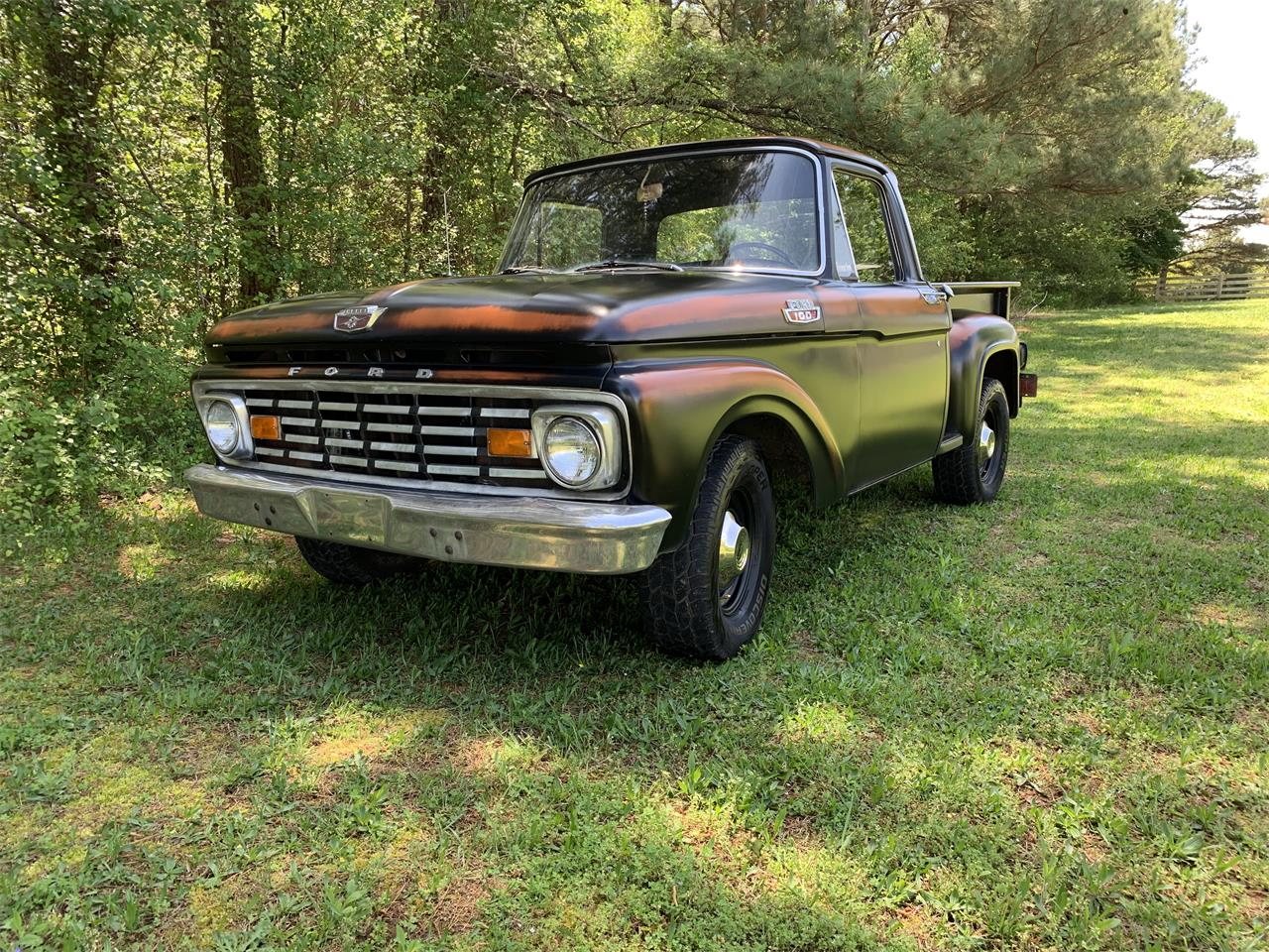 Large Picture of '63 F100 - PUYT