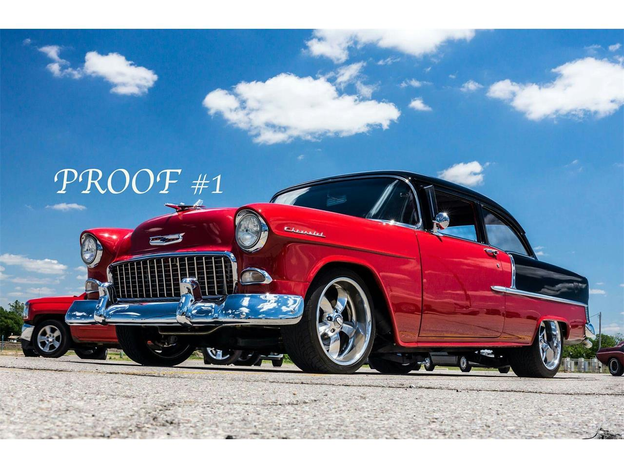 Large Picture of '55 Bel Air - PUYU