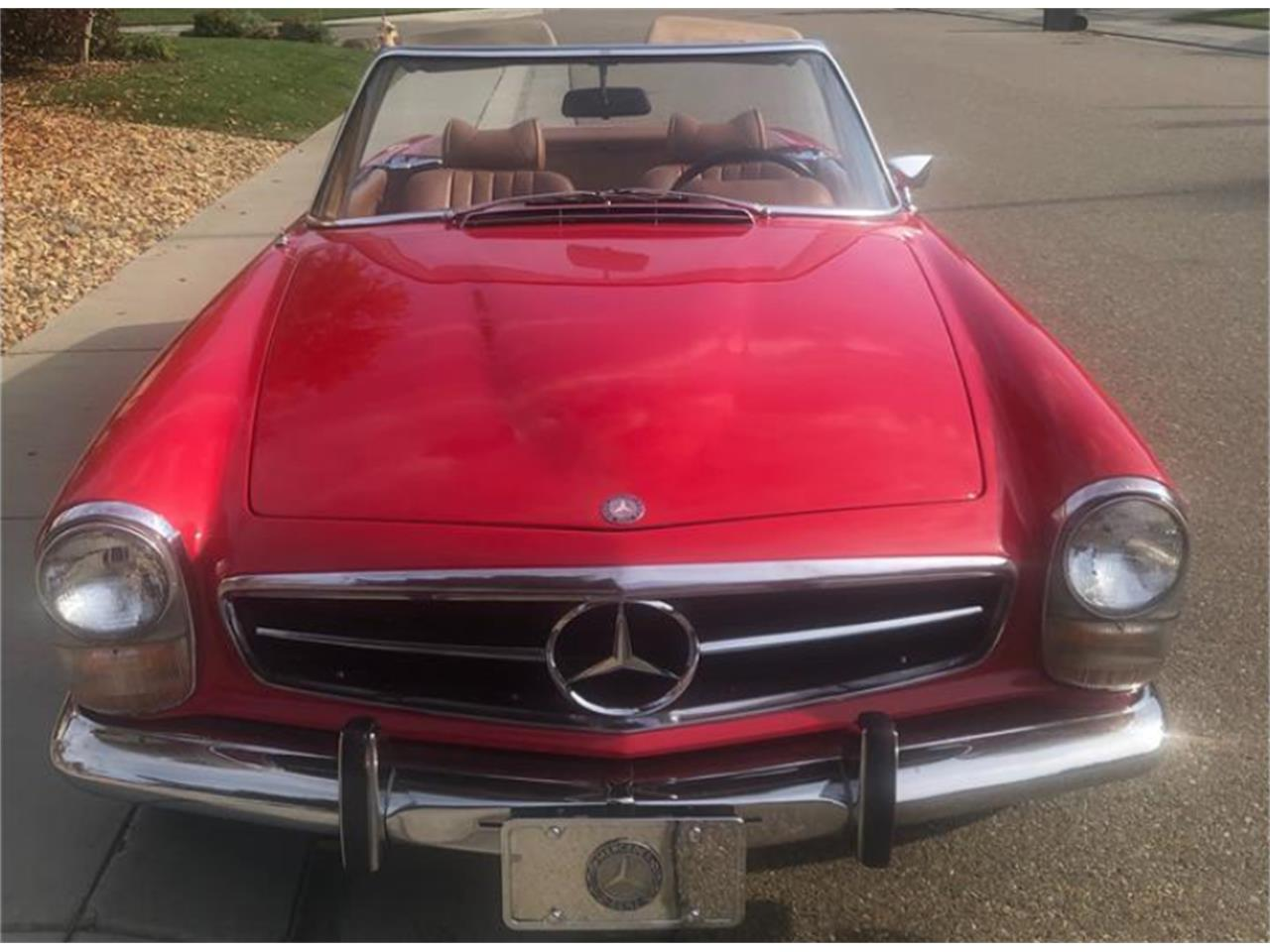 Large Picture of 1969 Mercedes-Benz 280SL located in California Offered by a Private Seller - PUZ0