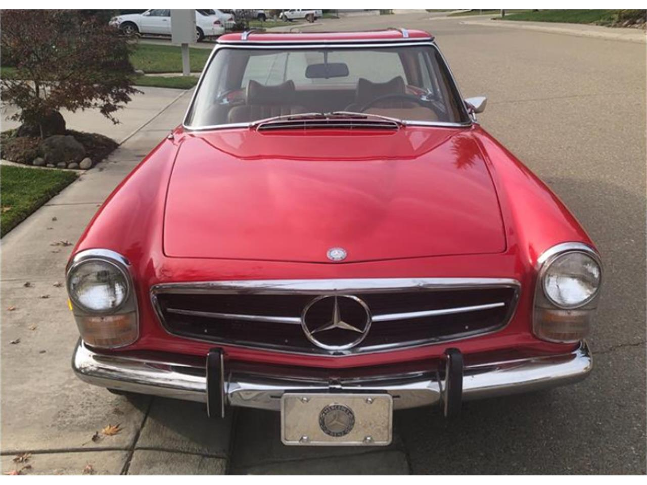 Large Picture of Classic '69 Mercedes-Benz 280SL Offered by a Private Seller - PUZ0