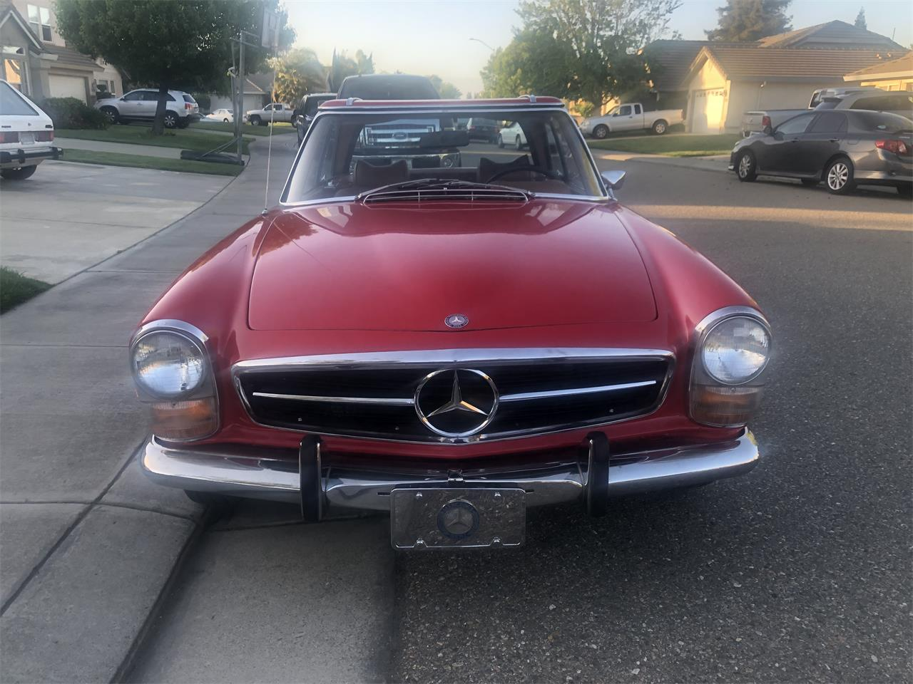 Large Picture of '69 Mercedes-Benz 280SL located in Lodi  California - $81,500.00 Offered by a Private Seller - PUZ0