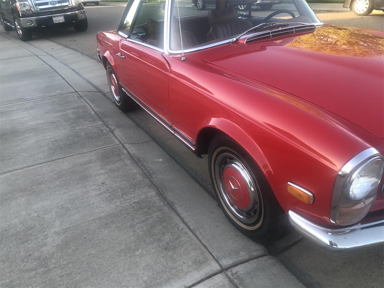 Large Picture of '69 Mercedes-Benz 280SL located in Lodi  California Offered by a Private Seller - PUZ0
