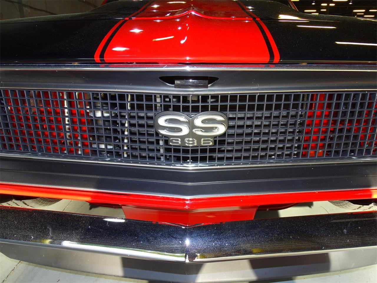 Large Picture of Classic '67 Chevrolet Camaro located in Clayton California - $32,000.00 Offered by a Private Seller - PUZ1