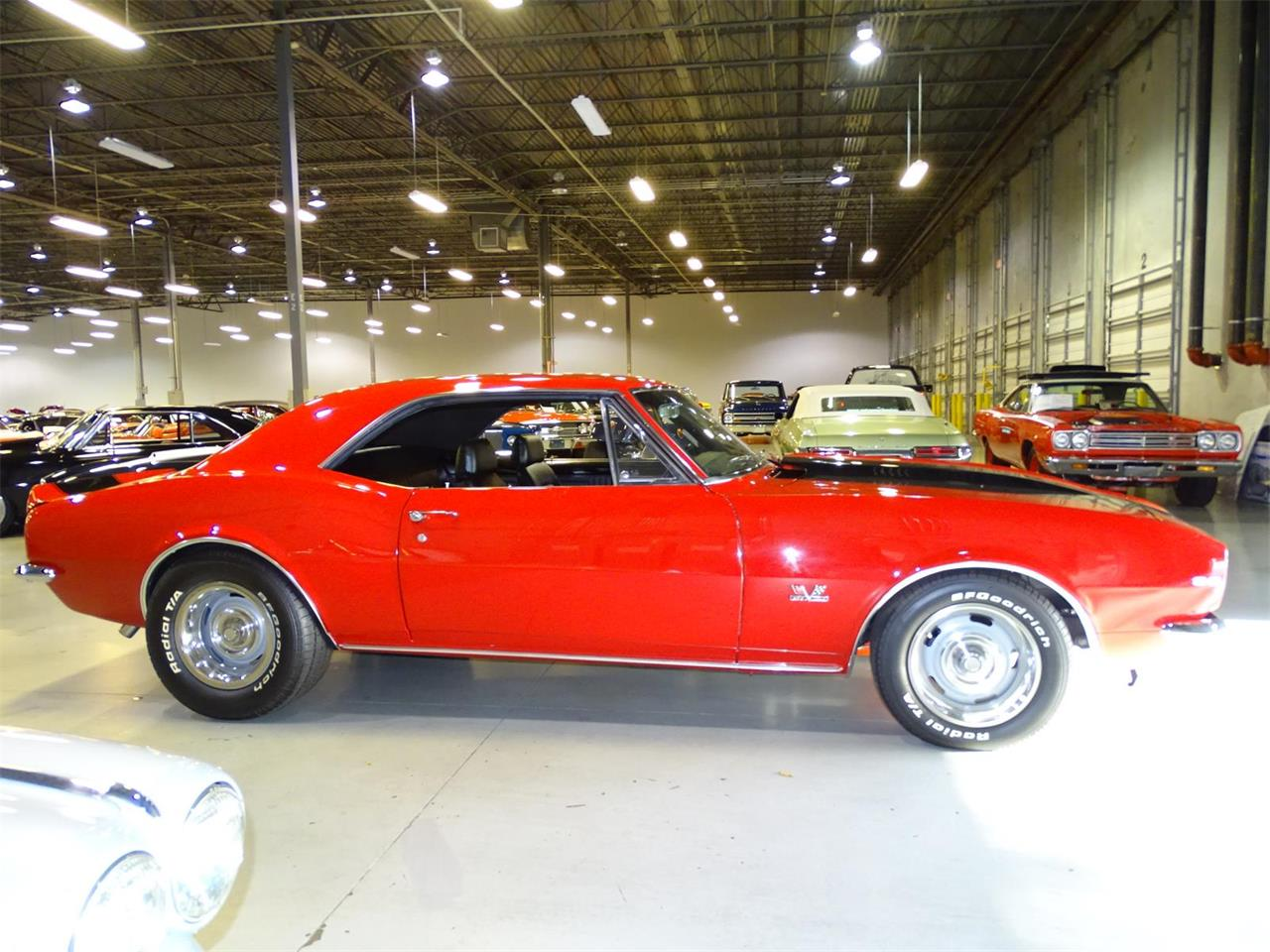 Large Picture of Classic 1967 Chevrolet Camaro located in California - $32,000.00 Offered by a Private Seller - PUZ1