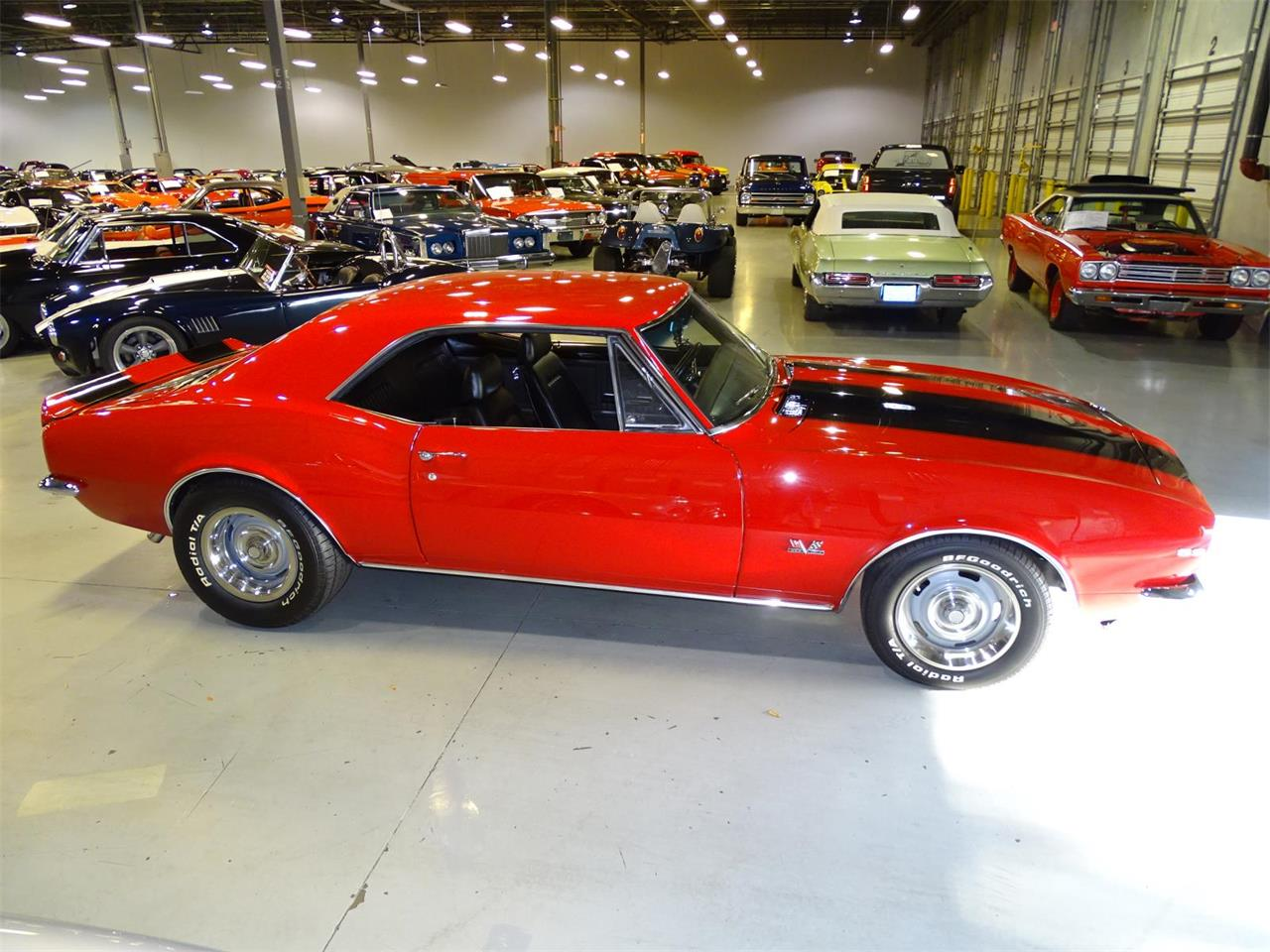 Large Picture of Classic '67 Chevrolet Camaro Offered by a Private Seller - PUZ1