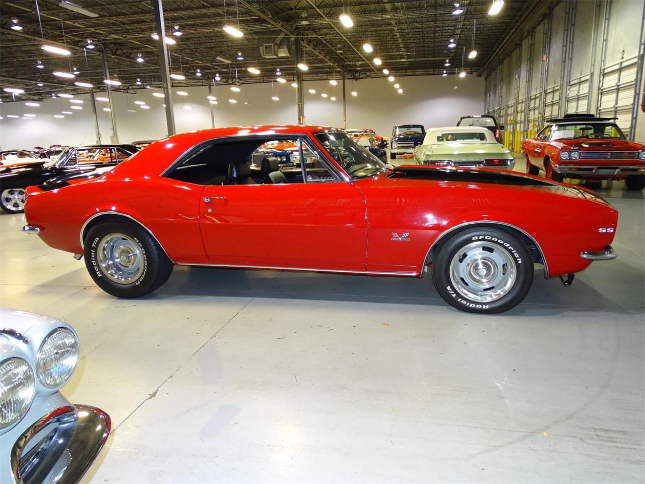 Large Picture of Classic '67 Chevrolet Camaro located in California - PUZ1